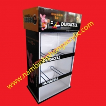 product display cabinets 4 hook